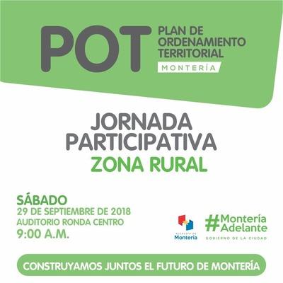 Jornada POT Corregimientos: Cerrito, Sabanal, Garzones, Kilómetro 12