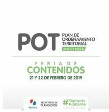 Socialización formulación y socialización POT 2019 -1