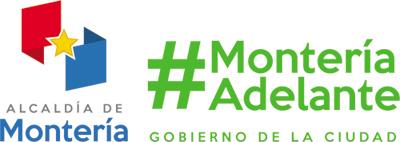 Logo alcaldía de Montería