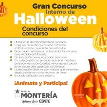 Concurso Hallowen 2