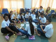 Movimiento nacional de niños, niñas, adolescentes y jóvenes Gestores de paz